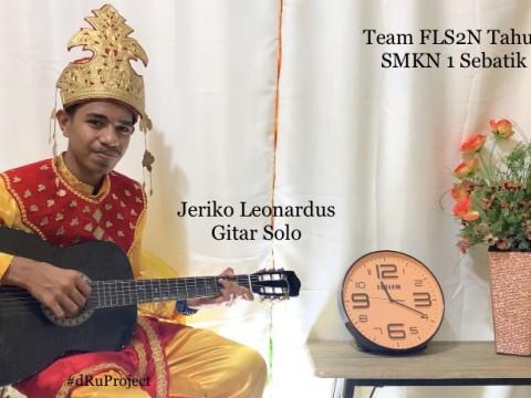 Jeriko Leonardus - FLS2N Tahun 2020 - Gitar Solo