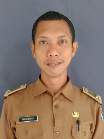 Edi Setiawan, S.Pd